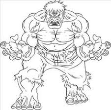 18 Best Hulk Coloring Pages Images Coloring Pages For Kids