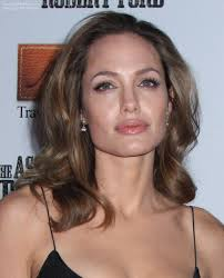 Angelina Jolie Hair Style angelina jolie easy maintenance long hairstyle with soft waves 5484 by stevesalt.us