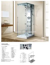 Shower room,enclosed steam shower room,acrylic bathtub,guess Q-A10026