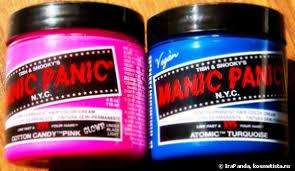 <b>Краска для волос</b> Manic Panic Cream Formula <b>Semi</b>-<b>Permanent</b> ...