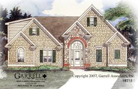 garrell house plans. Garrell Associates, Inc. Charleston House Plan # 98215, Front Elevation, Traditional Style Plans