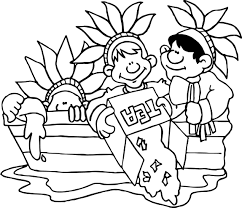 Small Picture American Revolution Amhis Boston Teaparty Coloring Page