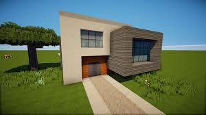Trendy Minecrafthaus Minecraft Modern Villa V 1 8 Maps Mod Für