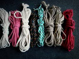 Image result for bondage rope knots