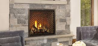 marquis ii 42 direct vent gas fireplace clean view