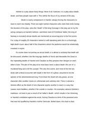 the storm creative essay the storm the sunny seaside town was a  2 pages hamlet literary analysis essay
