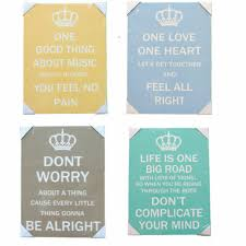 wooden wall art plaque sign saying