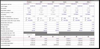 Fixed Asset Depreciation Schedule Use Fixed Asset Manager In Quickbooks Desktop Quickbooks Community