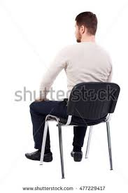 person sitting in chair back view png. Brilliant View Back View Of Business Man Sitting On Chair Bearded In A White Warm  Sweater Inside Person Sitting In Chair Back View Png U