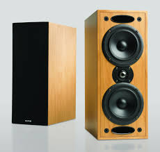 speakers home. krix acoustix main 2-way 3-driver stereo or home theatre speaker photo ( speakers e