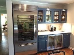 amusing glass door beverage refrigerator for home