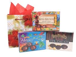 limited edition hawaiian sun chocolate ered macadamia nut holiday gift set alohaoutlet
