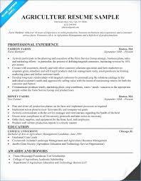 Farmer Resume Custom Personal Trainer Resume Sample College Graduate Resume Example