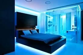 awesome lighting. Blue Led Ceiling Light Lights Bedroom Awesome Lighting String Indoor I
