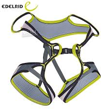 Edelrid Harness Size Chart Climbing Harness Edelrid Loopo Pebbles Oasis