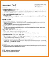 8 Harvard Resume Sample Authorized Letter