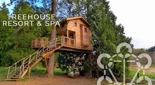 treehouse masters spa. Treehouse Resort And Spa Masters P