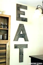 large letters for wall large letters for wall charming large wall letters best eat sign ideas large letters for wall
