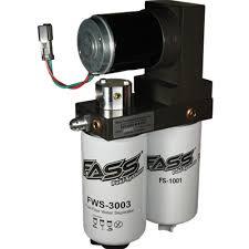 fass titanium series fuel lift pump 01 10 6 6l gm duramax