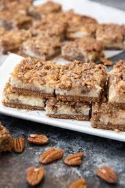 pecan pie cheesecake bars. Brilliant Pecan Throughout Pecan Pie Cheesecake Bars I