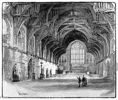 Westminster Hall London  Pictures Getty Images - Houses of parliament interior