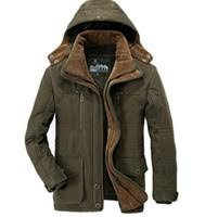Discount <b>Men</b> Military Parkas