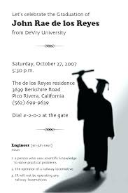 fresh graduation invitation templates free and invitations plus announcements