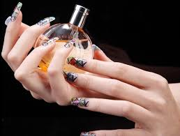 Gel nails are some of the natural nail enhancements - One Quirky Blog