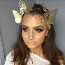 amazing fairy makeup for