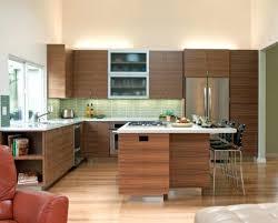 l shaped kitchen design small u designs with breakfast bar trendy modern 6 white
