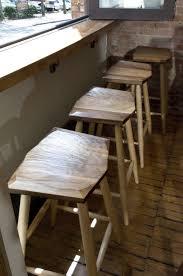 rustic wood bar stools. Diy Wood Bar. Bar Stools:industrial Style Counter Height Stools Target Rustic Reclaimed N