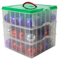 Christmas Decorations Storage Box Organizing Christmas Ornaments Giveaway Closed Ornament 21