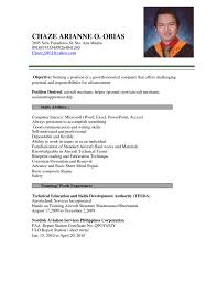 aircraft maintenance technician resume automotive technician resume objective aircraft mechanic resume