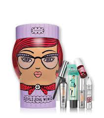 meet benefit cosmetics christmas ers