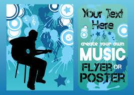 Concert Invite Template Music Concert Vector Template Vector Art Graphics