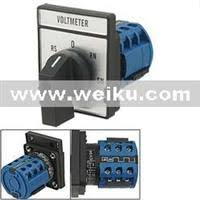 ca10 change over switch 4pole 3position mainland other rotary cam voltmeter selector switch