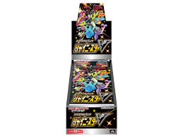 Shiny Star V» S4a: Booster Box mit 10x Booster Packs (JPN)
