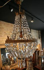 french vintage empire style crystal chandelier with regard to brilliant property vintage style chandelier prepare