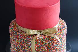 Decorating With Sprinkles Easy 2 Tier Sprinkles Cake Tutorial Rosies Dessert Spot Youtube