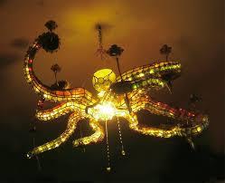 octopus chandelier 1 zoom in