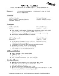 Resume Template Sample Cv Journalist How To Write A Verbal With