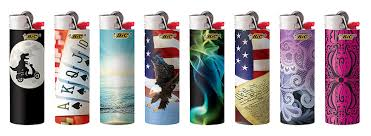 Bic Lighter Designs Bic Full Size Limited Special Edition Disposable Lighters Assorted Styles 10