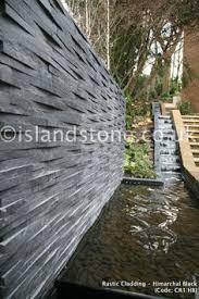 external slate wall tiles. island stone - external slate walling wall tiles e