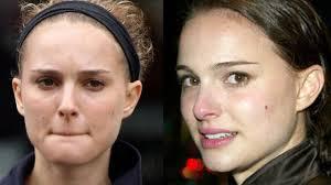 hollywood actresses without makeup you