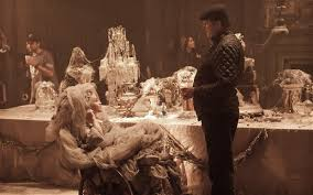 behind the scenes on great expectations telegraph miss havisham helena bonham carter and director mike newell