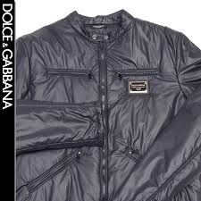 dolce and gabbana dolce gabbana quilted jacket cotton blouson g9k99t fumn4 n0000