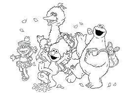 Cute Monster Coloring Pages Cute Monster Coloring Pages Monster