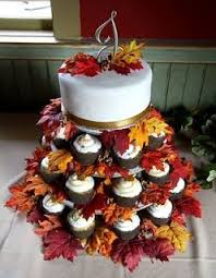 fall wedding cupcakes. Contemporary Cupcakes Fall Cake And Cupcake Design Ideas For Parties Wedding Showers Etc   The Cultural Dish Recent Cakes For Wedding Cupcakes Pinterest