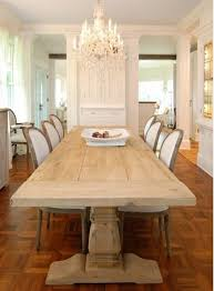 appealing rustic farmhouse dining table round farmhouse table large wooden dining table with 3 seat white
