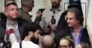 Castellino   Assalto a sede Cgil, il Gip convalida l'arresto di Giuliano  Castellino e Roberto Fiore - Fiore